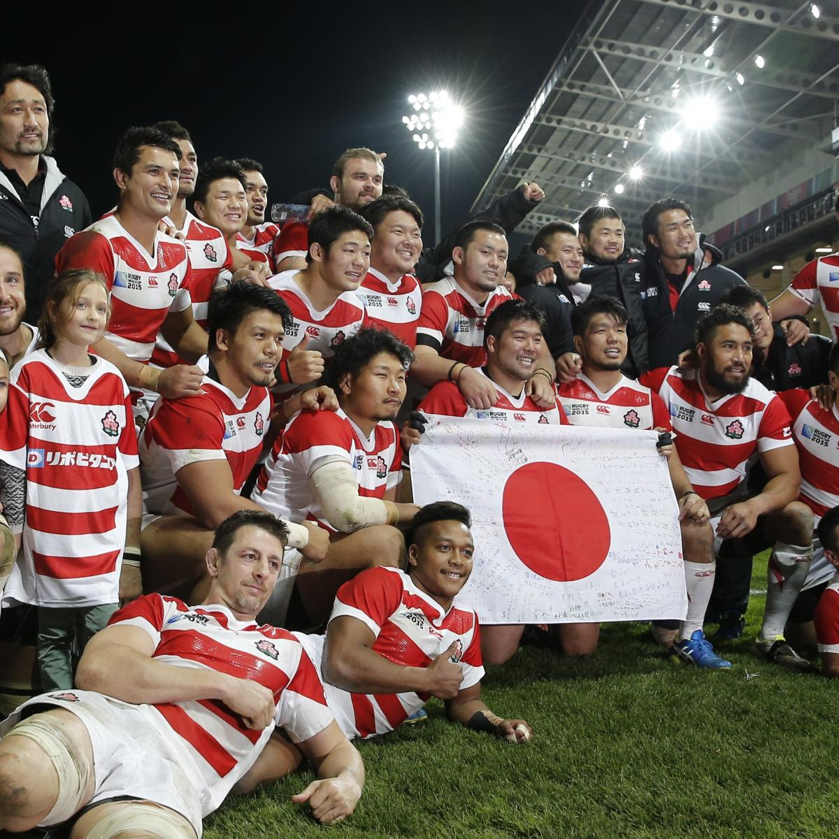 5 Bold Predictions For The 2019 Rugby World Cup