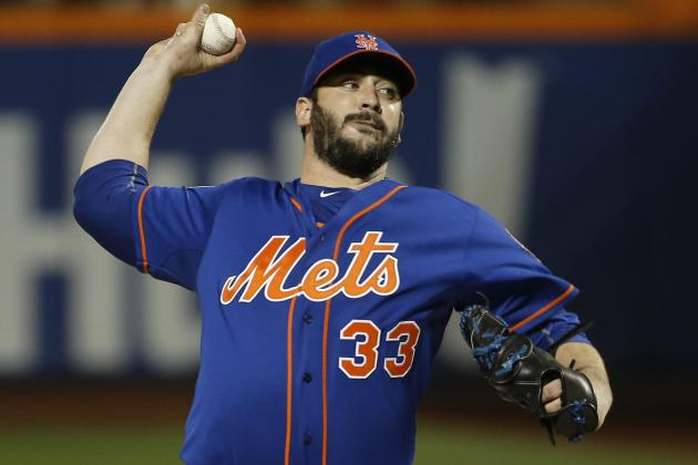 Prince Fielder, Matt Harvey Win MLB's Comeback Player of ...