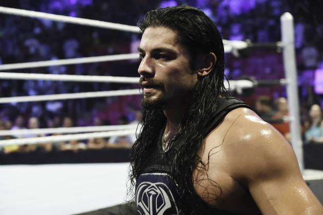 Ranking Top Contenders to Win WWE Championship After Seth Rollins' Injury