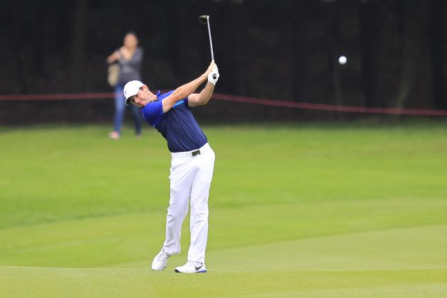 Rory McIlroy at HSBC Champions 2015: Saturday Leaderboard Score and Reaction