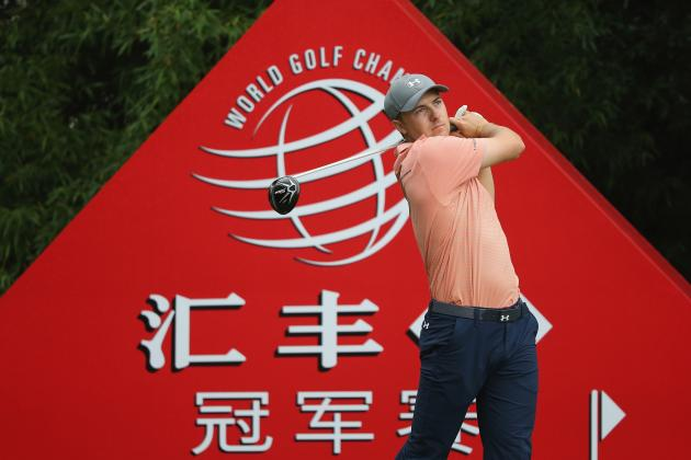 HSBC Champions 2015: Saturday Leaderboard Scores and Highlights
