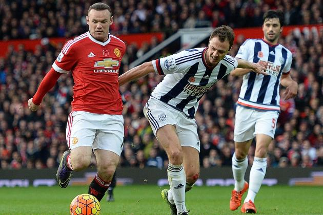 Manchester United vs. West Brom: Live Score, Highlights from Premier League