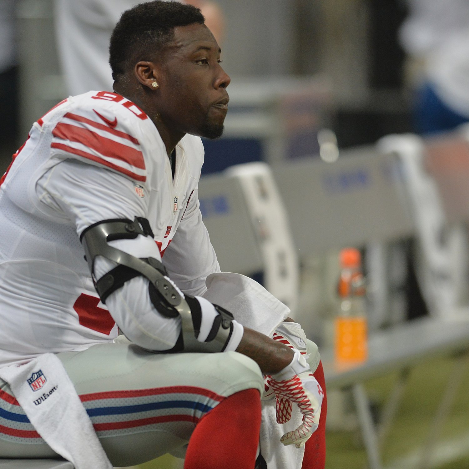 Jason Pierre-Paul Injury Update: Giants Star Ruled Active