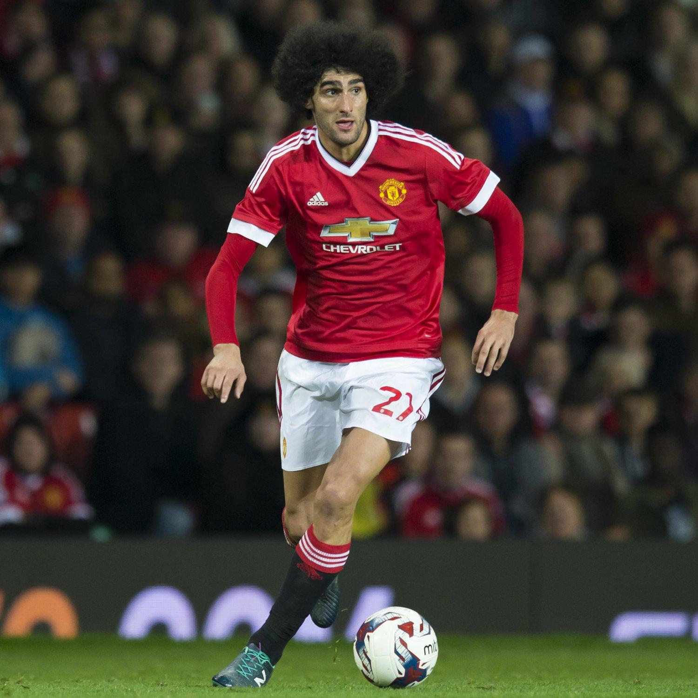 Manchester United Latest Transfer Window: Manchester United Transfer News: Marouane Fellaini