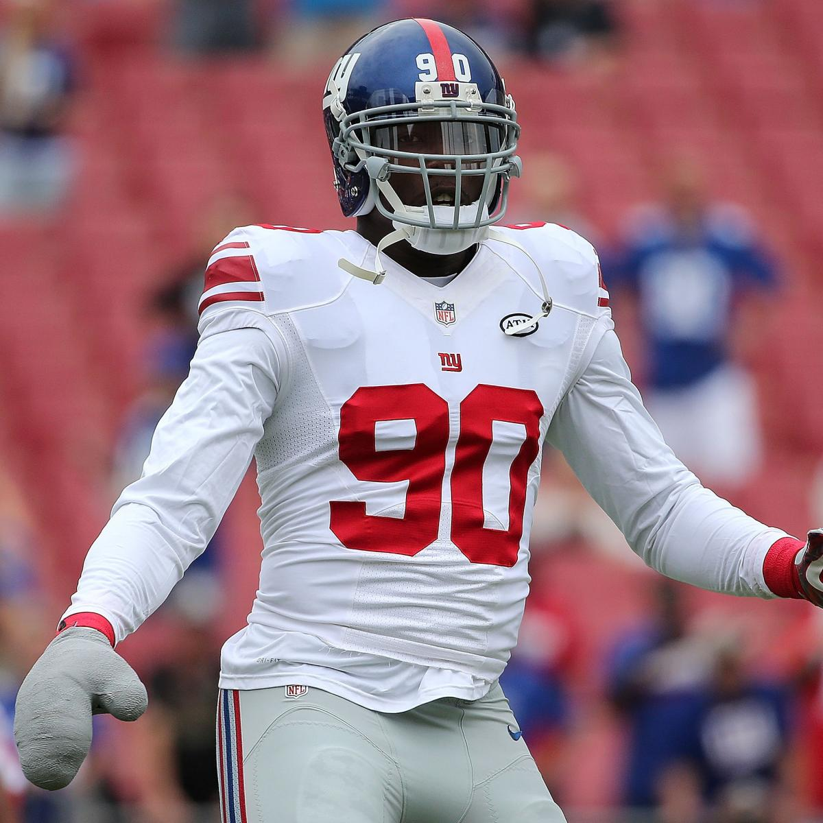 Jason Pierre-Paul Vs. Buccaneers: Highlights And Twitter