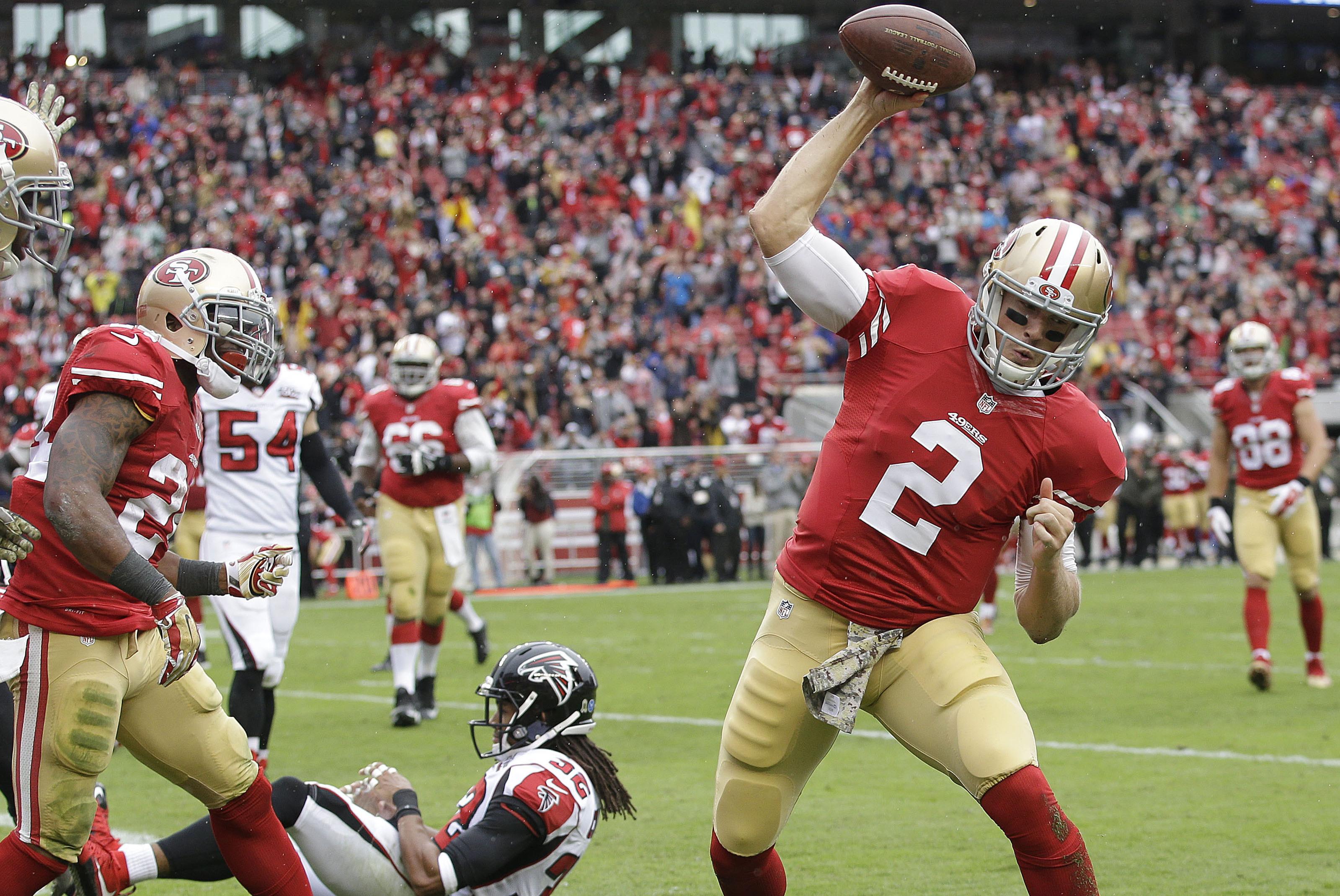 LIMITED San Francisco 49ers Garrett Celek Jerseys