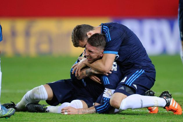 Sergio Ramos Injury: Updates on Real Madrid Star's Calf and Return