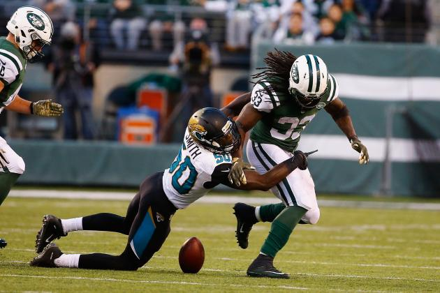 What Happened to Chris Ivory and New York Jets' Once-Dominant Run ...