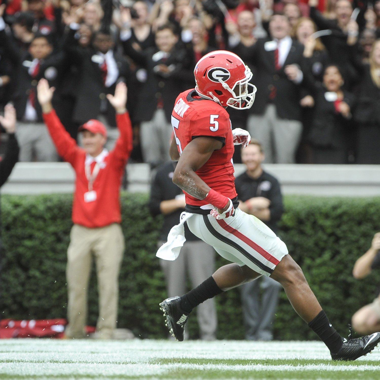 Georgia Bulldogs vs. Auburn Tigers Complete Game Preview ...