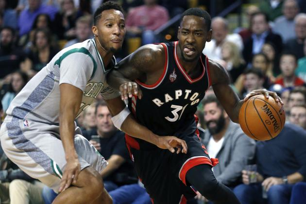 Terrence Ross Injury: Updates on Raptors Wing's Back and Return