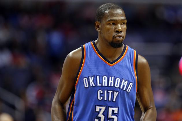 Kevin Durant Injury: Updates on Thunder Star's Toe and Return