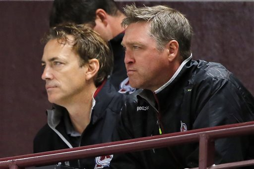 Are Big Changes on the Horizon for the Colorado Avalanche?