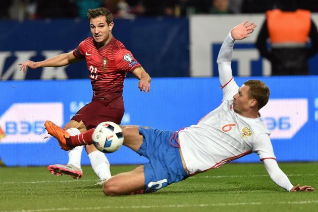 Nga vs Bồ Đào Nha