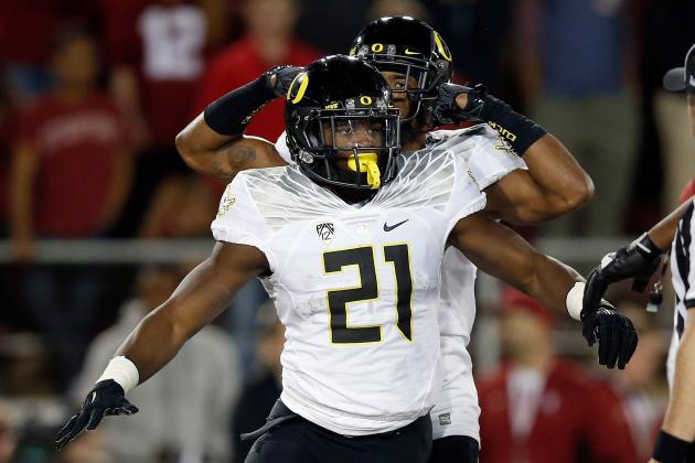Oregon vs. Stanford: Game Grades, Analysis for Ducks and ...