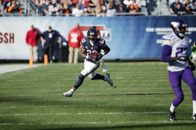 Matt Forte Injury: Updates on Bears Star's Back and Return
