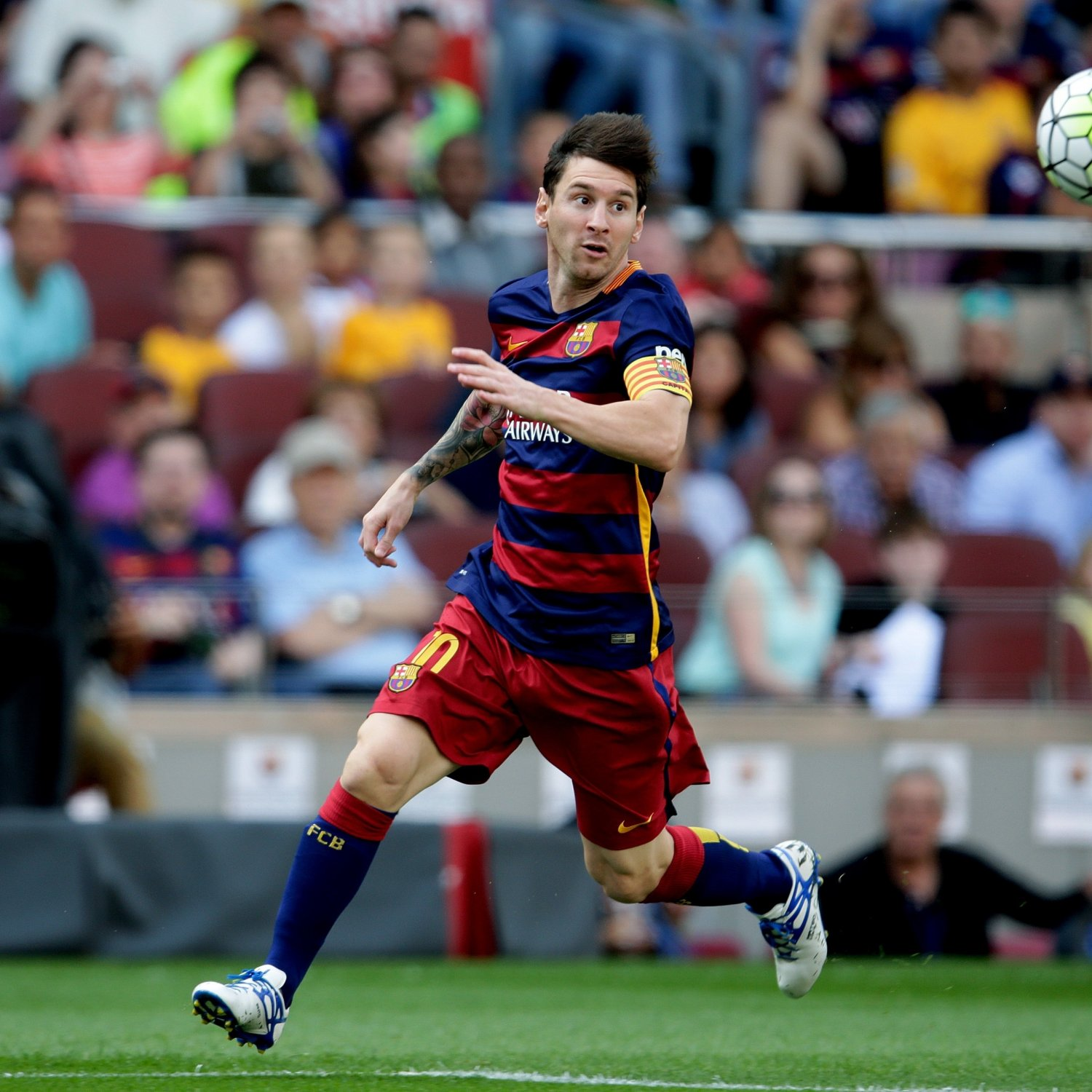 Lionel Messi A Look At The Barcelona Star S Sensational: Barcelona Transfer News: Lionel Messi Exit 'Impossible