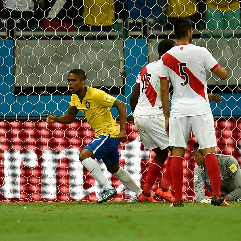Brazil Vs. Peru: Live Score, Highlights From 2018 World