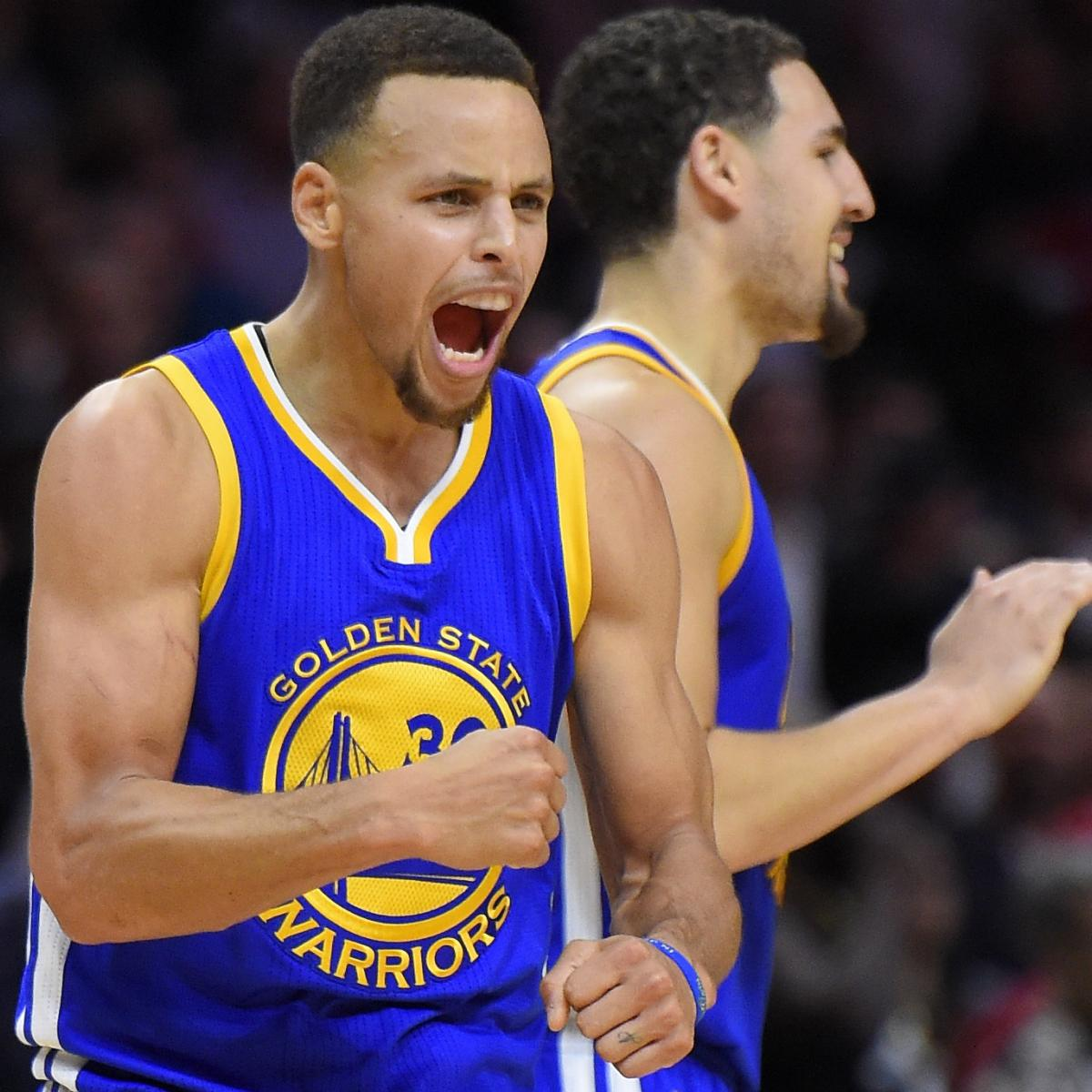 With NBA Championship Swagger In Abundance, Warriors Can't