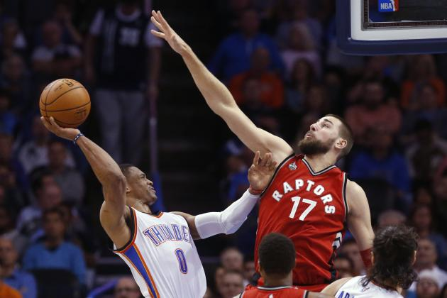 Jonas Valanciunas Injury: Updates on Raptors Center's Hand and Return