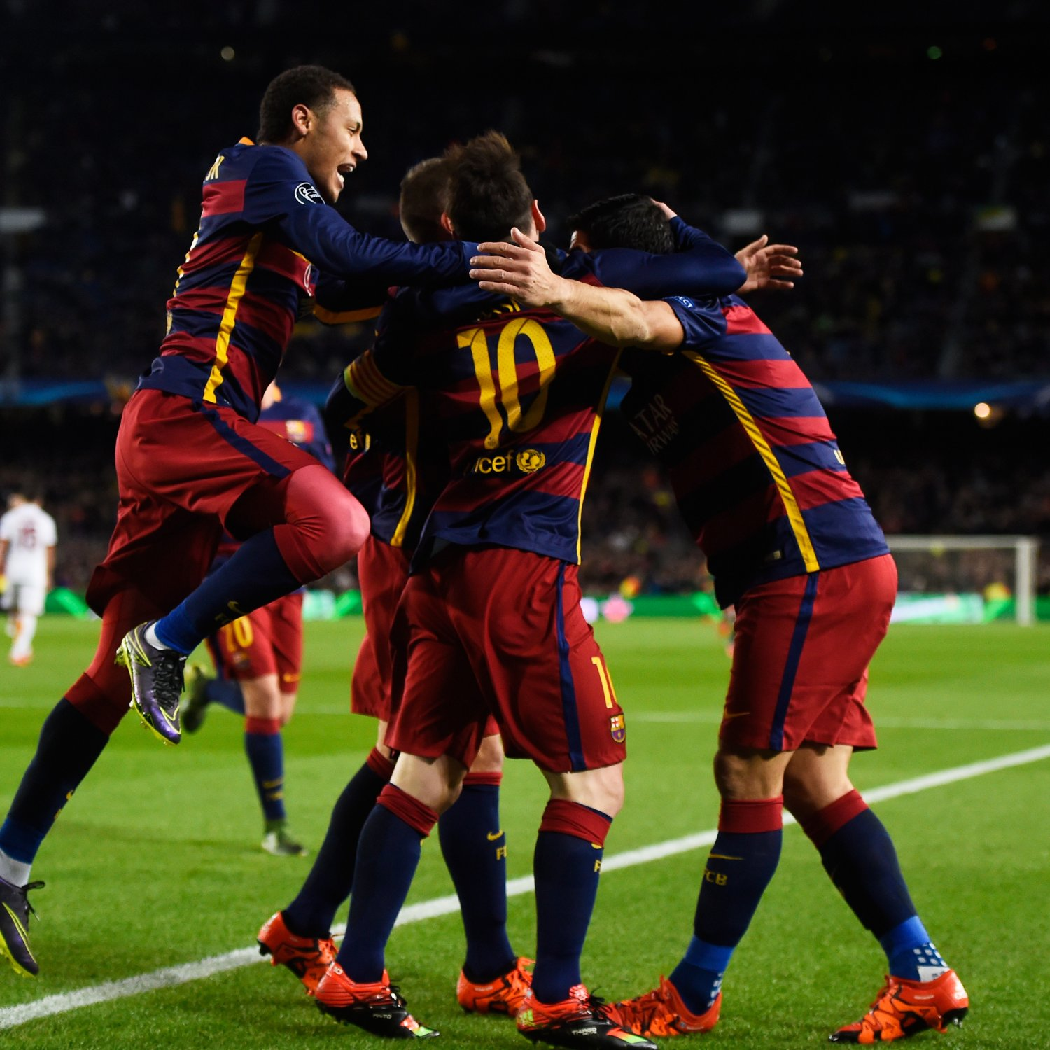 Champions League Roma Vs Barcelona: Barcelona Vs. AS Roma: Winners And Losers From Champions