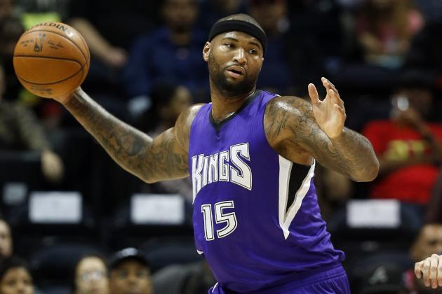 DeMarcus Cousins Injury: Updates on Kings Star's Ankle and Return