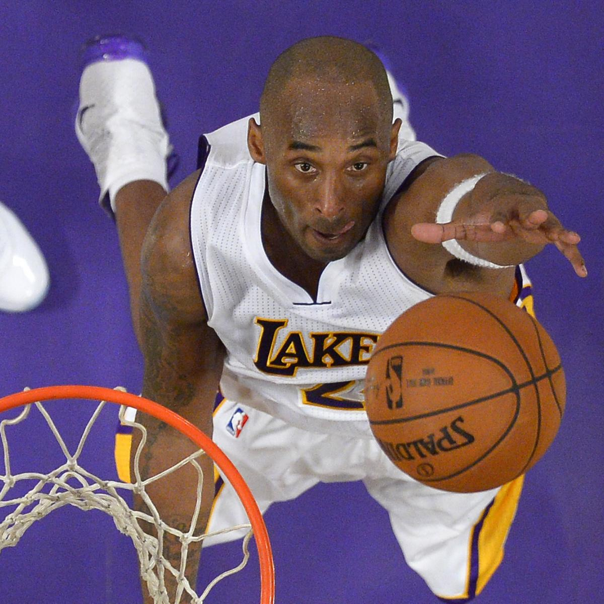 It's Time For LA Lakers, Byron Scott To Play Kobe Bryant