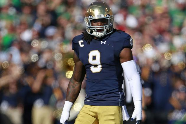Jaylon Smith Declares for 2016 NFL Draft: Latest Comments and Reaction
