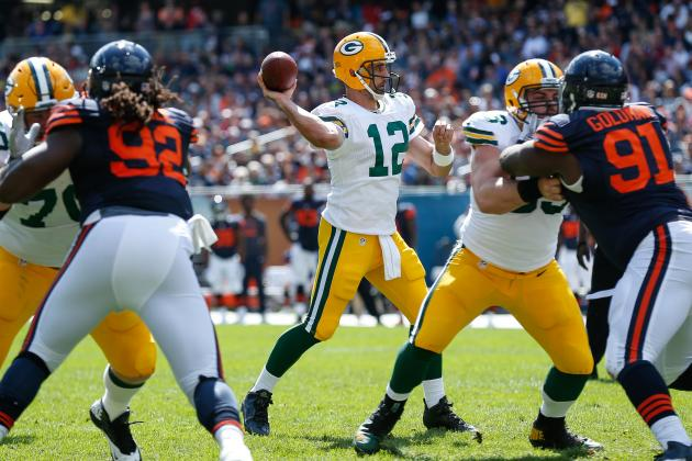 NFL Jerseys Wholesale - Chicago Bears vs. Green Bay Packers: What's the Game Plan for ...