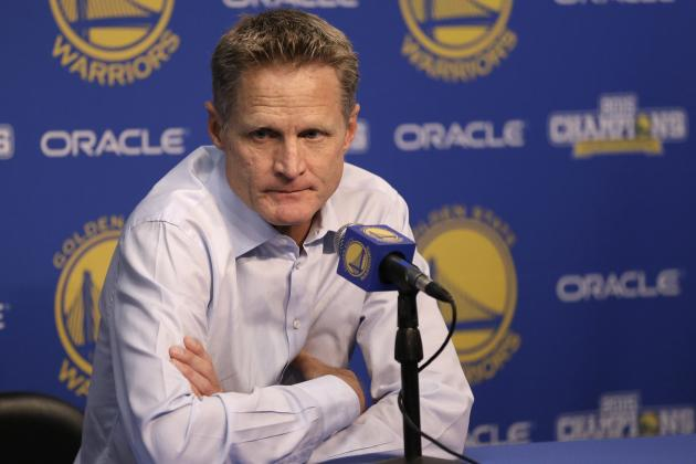 Steve Kerr Announces Return to Warriors: Latest Comments and Reaction