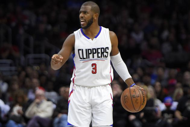 Chris Paul Injury: Updates on Clippers Star's Thigh and Return