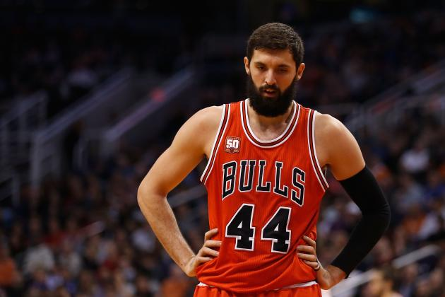 Nikola Mirotic Injury: Updates on Bulls Forward's Recovery from Appendectomy