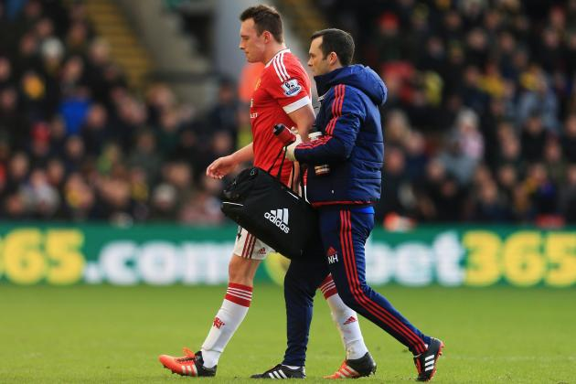 Phil Jones Injury: Updates on Manchester United Defender's Ankle and Return