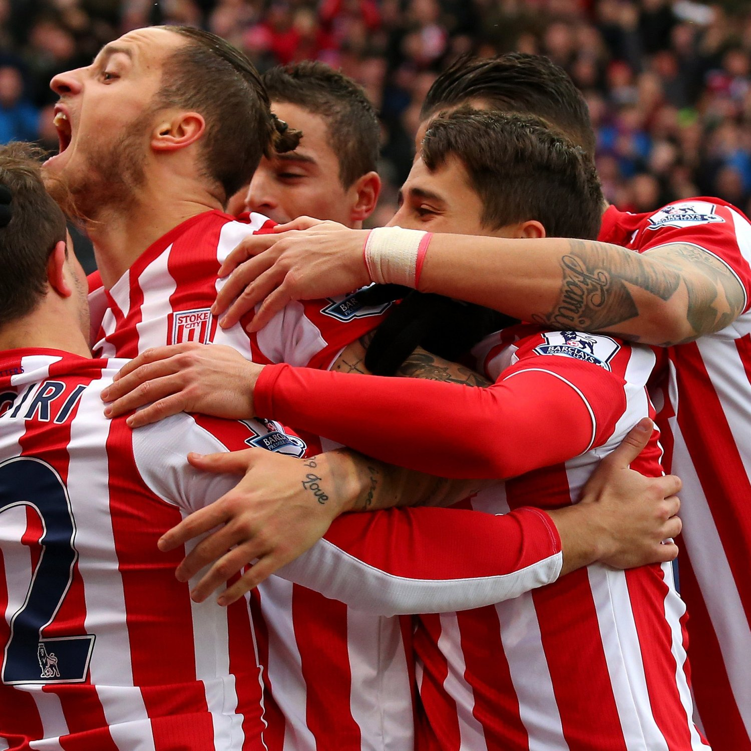 Stoke city vs manchester city winners and losers from for League table 85 86
