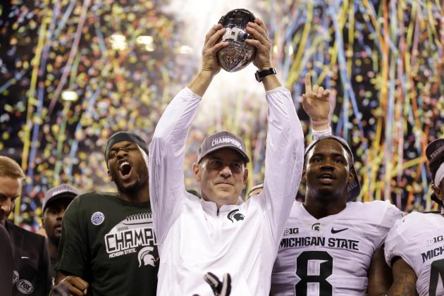 Ed Feng's College Football Playoff Standings Predictions Before Selection Sunday