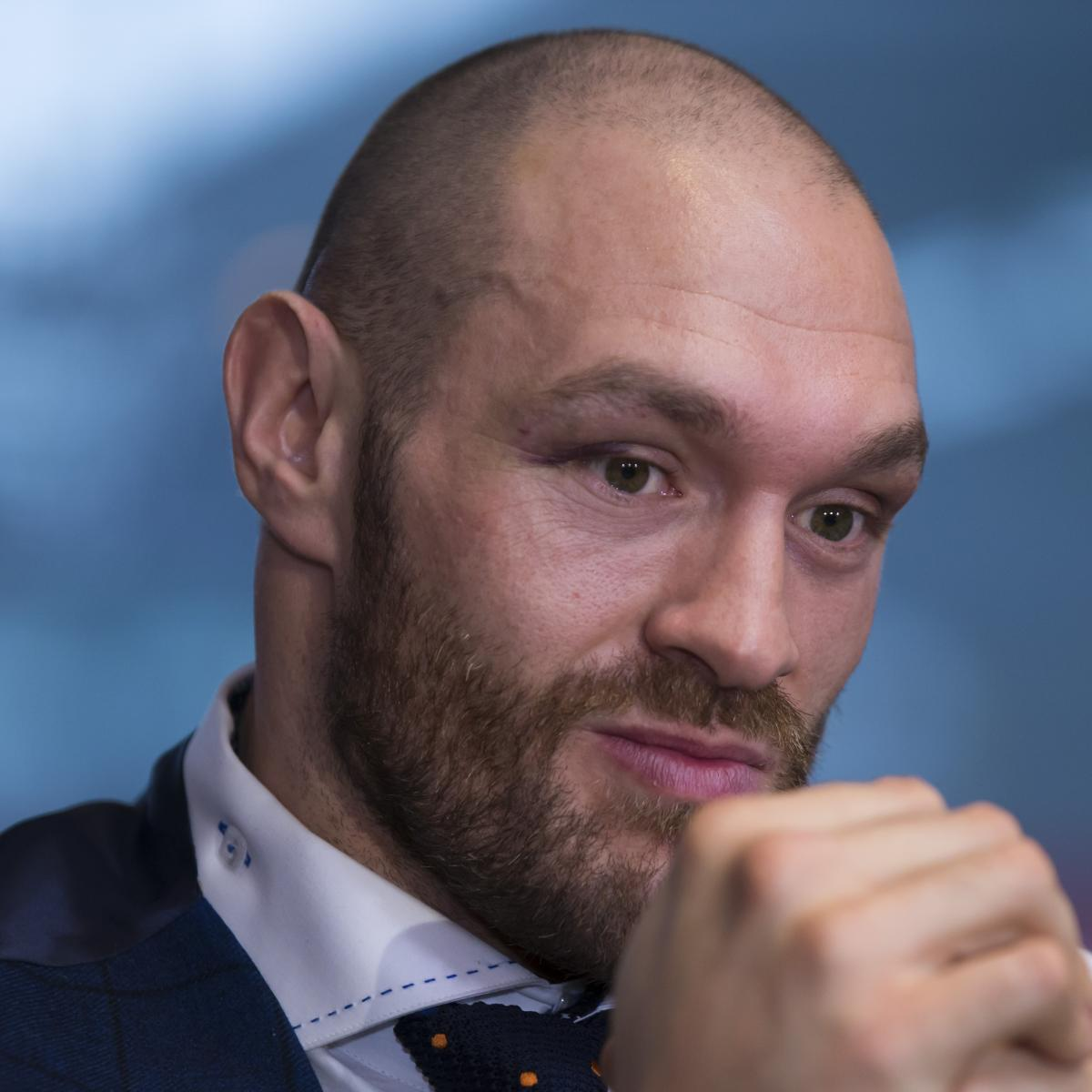 Tyson Fury Slams SPOTY Petitioners, Aims New Dig At Lewis