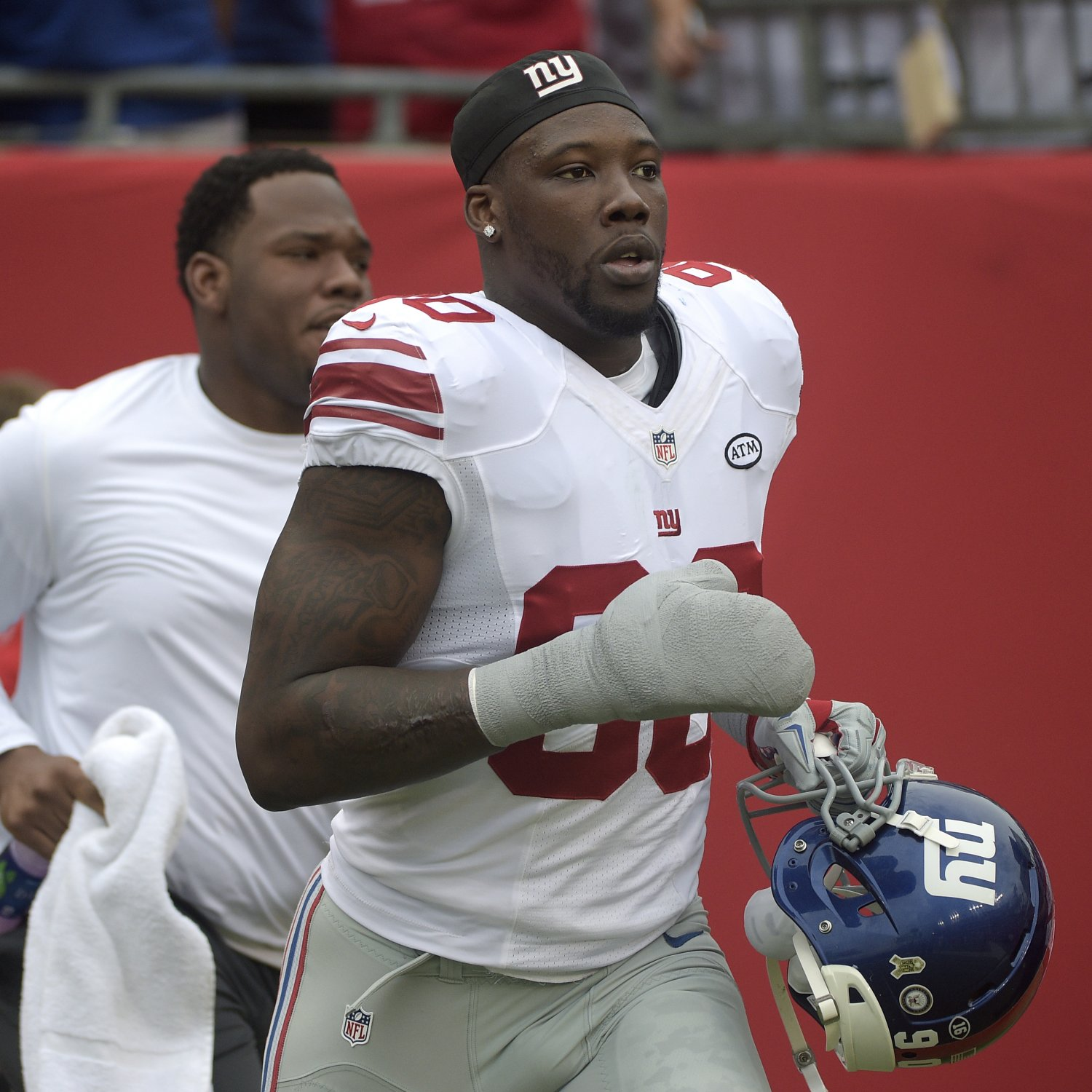 Jason Pierre Paul Pictures: Jason Pierre-Paul Comments On Amputation Request