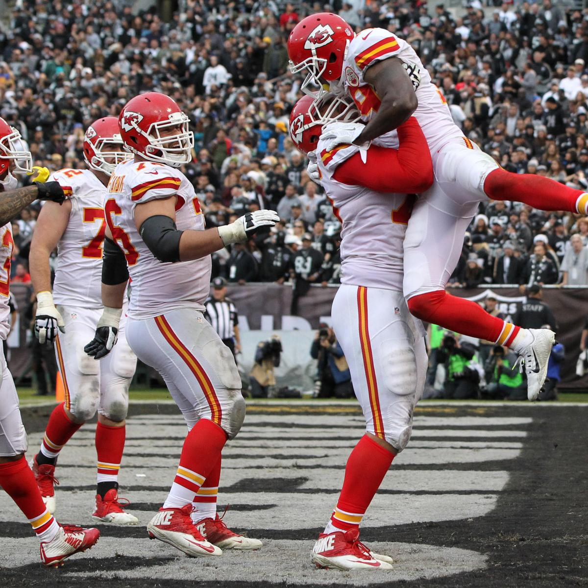 NFL Playoff Picture 2015: Week 14 Standings, Super Bowl ...