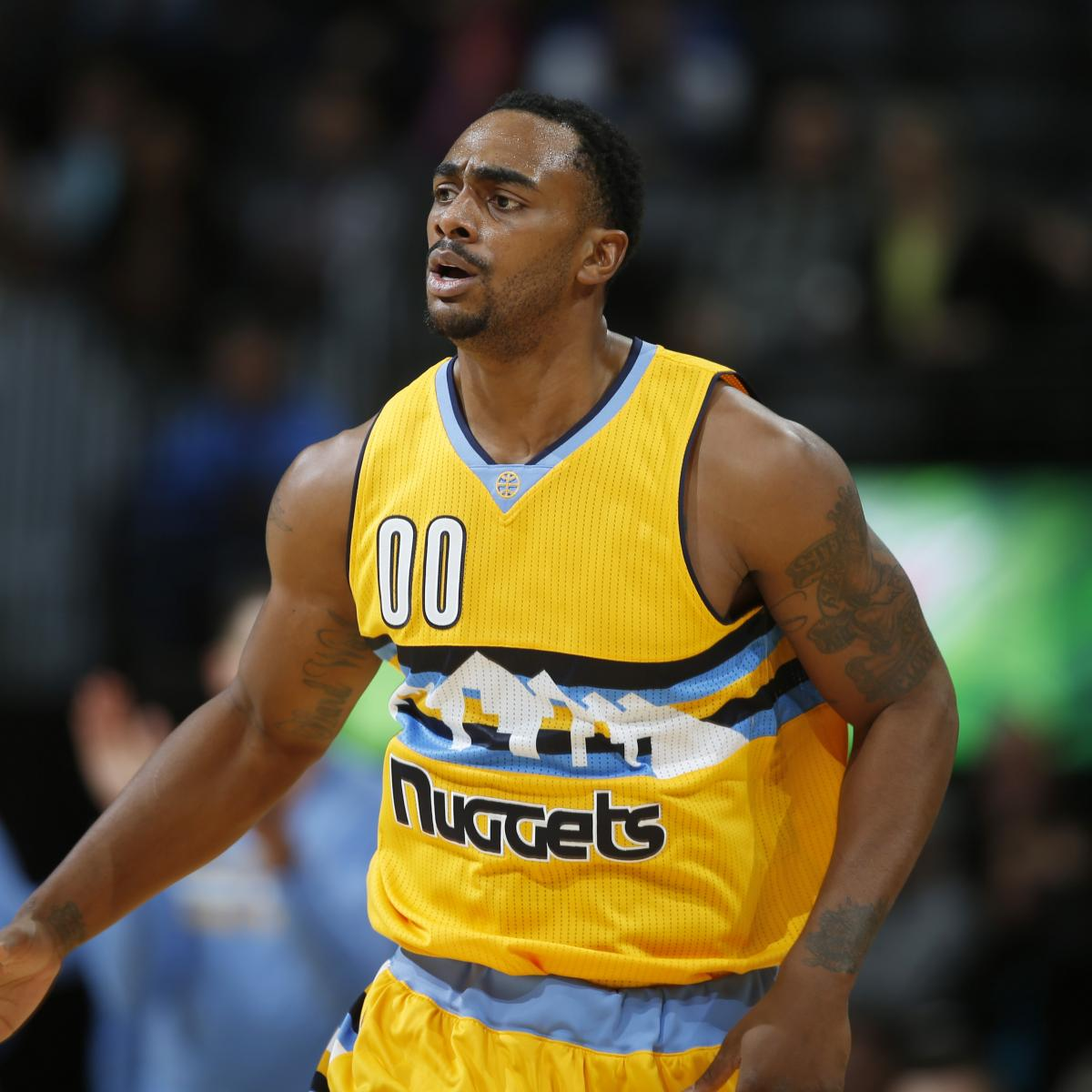 Darrell Arthur Injury: Updates On Nuggets Forward's Knee
