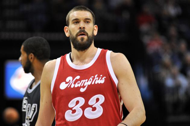 Marc Gasol Injury: Updates on Grizzlies Star's Recovery from Foot Surgery