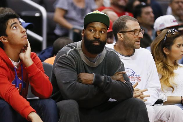 All but a Memory in the NBA, Baron Davis Wants Just One More Chance