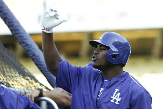 Is There Anybody Left in Los Angeles Whom Yasiel Puig Hasn't Alienated?