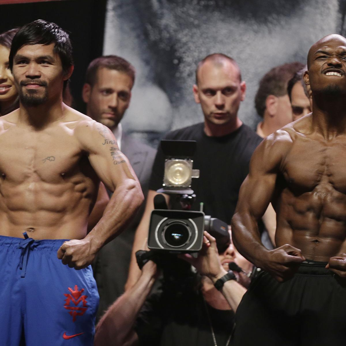 Hollywood celebs react to Pacquiao-Mayweather fight - News
