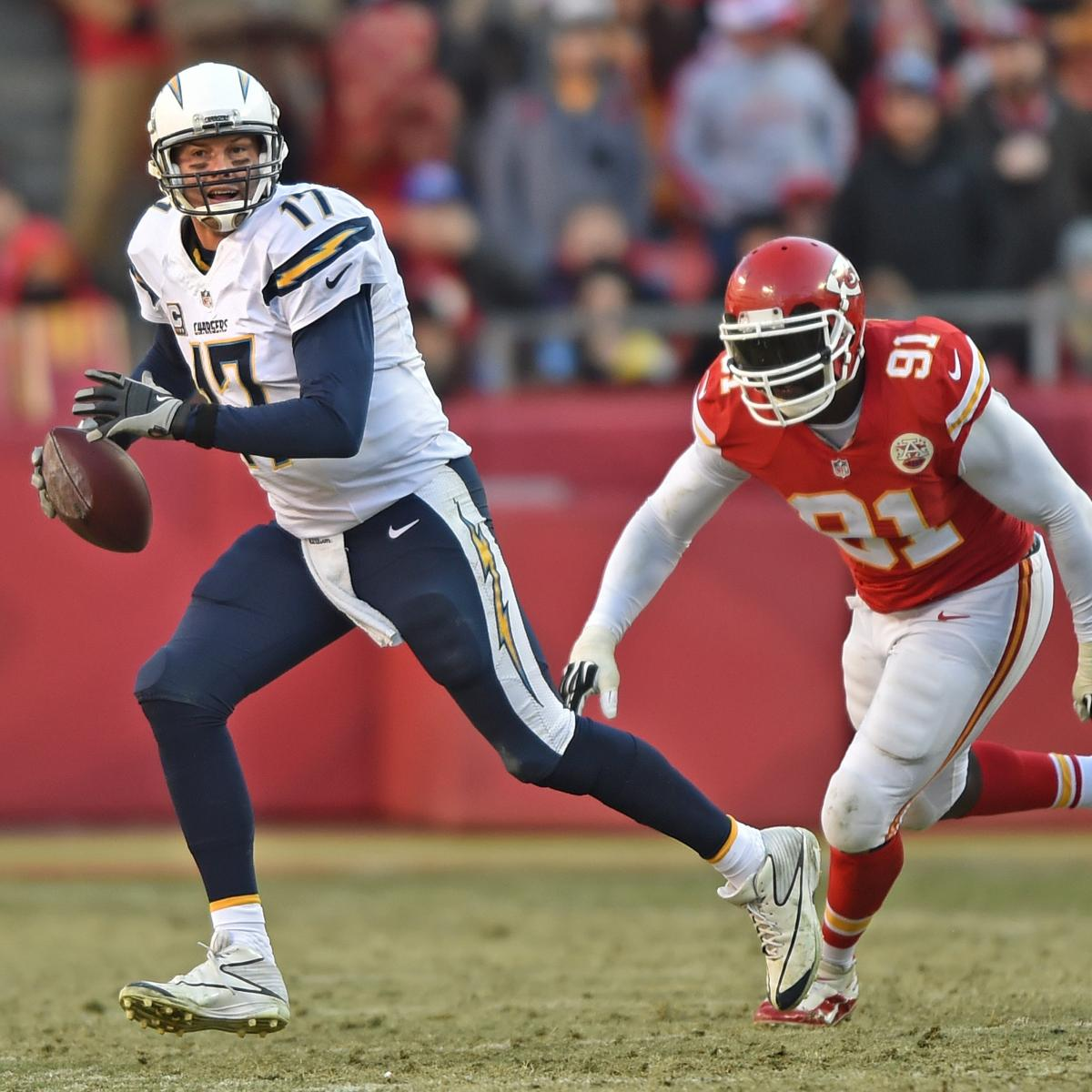 San Diego Chargers Chiefs: Chargers Vs. Chiefs: Full San Diego Game Preview