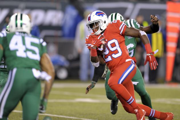 Karlos Williams Injury: Updates on Bills RB's Knee and Recovery