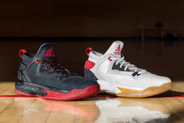Adidas Announces Damian Lillard's Latest Signature Shoe: The D Lillard 2 |  Bleacher Report