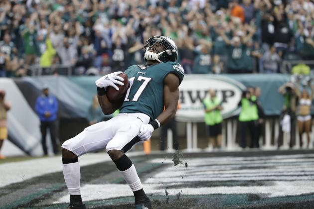 Nike NFL Jerseys - Philadelphia Eagles WR Nelson Agholor Shows Hint of Breakthrough ...