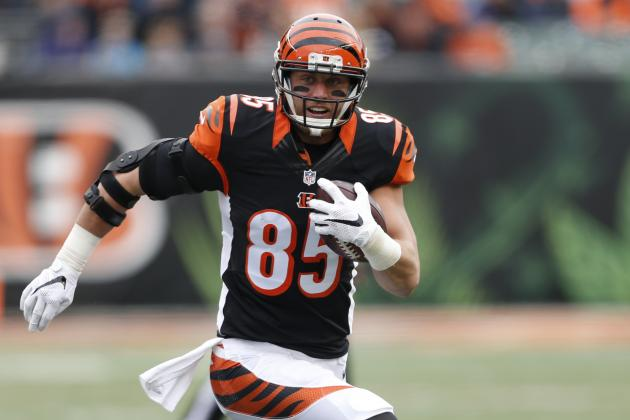 Tyler Eifert Injury: Updates on Bengals TE's Foot and Recovery