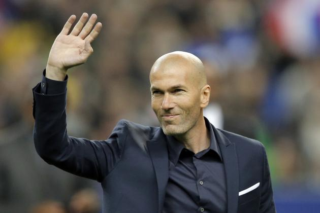 Zinedine Zidane Named Real Madrid Manager: Latest Comments and Reaction