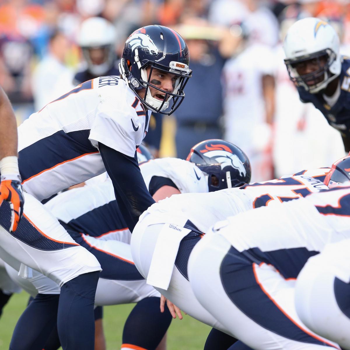 Denver News Road Conditions: Denver Broncos Vs. Pittsburgh Steelers: Full Denver Game