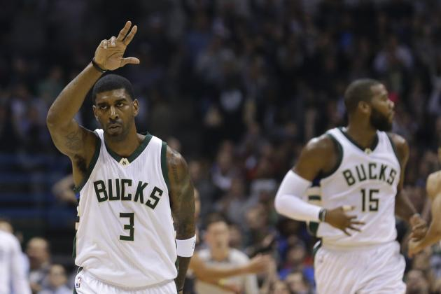 O.J. Mayo Injury: Updates on Bucks Guard's Hamstring and Return